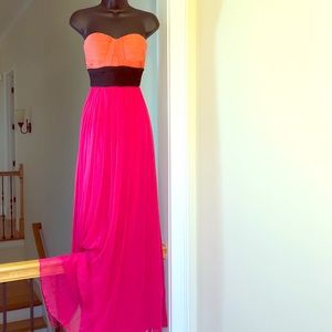 CACHE sz 2 prom formal gown wedding cruise dress